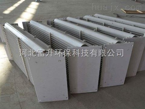 管束除尘器在应用中的不断增强