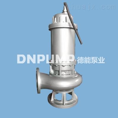 不锈钢排污泵_海水淡化用潜水泵