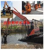 大江大河液压绞吸清淤抽沙泵