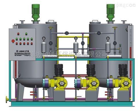 陕西省磷酸盐加药装置的工艺