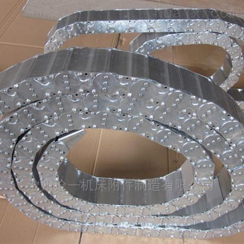 煤矿机械电缆钢铝拖链