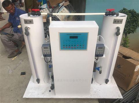 咨询盖州市医疗污水处理二氧化氯发生器技术
