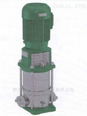 德国威乐水泵厂家WILO增压泵