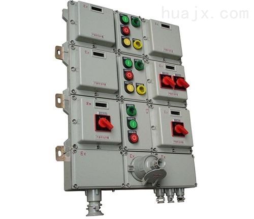 防爆配电箱IIC级与IIB级的不同之处