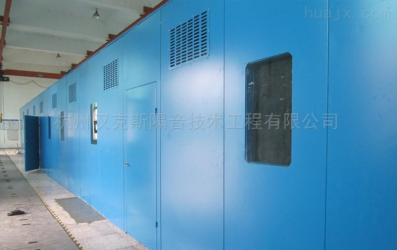 上海汽轮发电机组噪声治理,汽轮机隔音罩