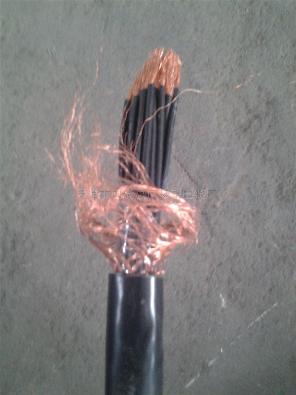 矿用防爆橡套电缆1140V 通州同轴电缆 价格