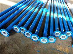 污水输送防腐钢衬塑管道