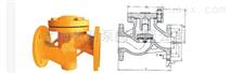 供应H41N氨用升降式止回阀