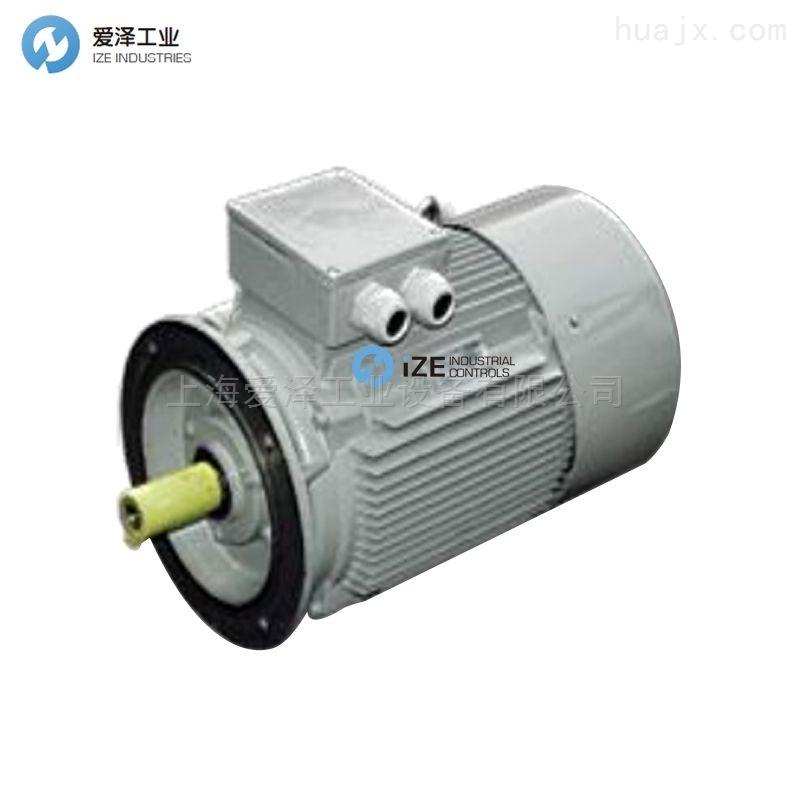 HEGA三相鼠笼式电动机FCA112M-4
