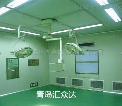 微生物室  洁净病房装修与设计