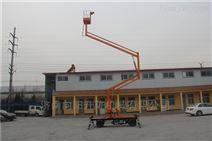 河北孝感曲臂式升降机,升降平台