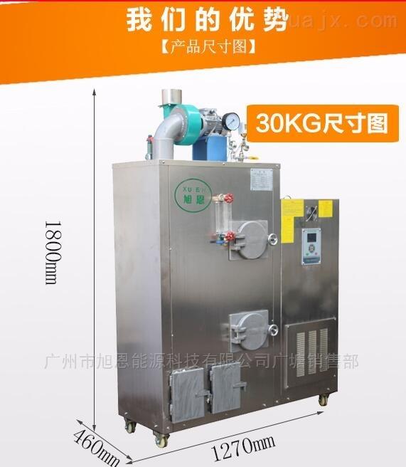 旭恩蒸汽发生器厂家直销生物质蒸汽锅炉