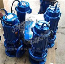 自动搅匀潜水排污泵