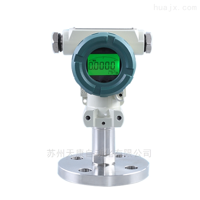 激光打标平板型卡箍压力变送器可OEM加工