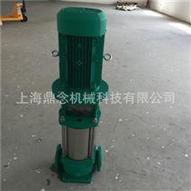 威乐水泵 MVI406立式设备恒压供水设备