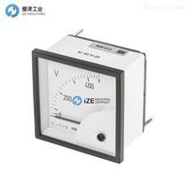 HOBUT电压表 D72SD500V/2-001