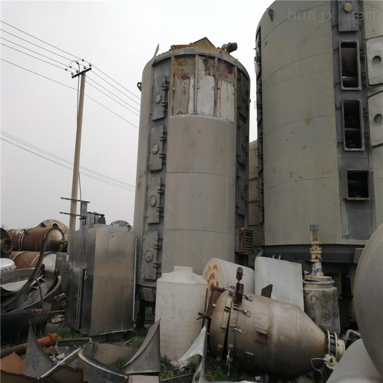 低价供应二手30平方盘式连续干燥机