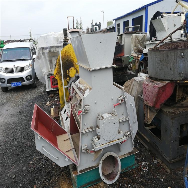 低价供应二手750型木屑多腔粉碎机