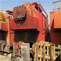 枣庄低价供应二手2吨卧式燃气蒸汽锅炉