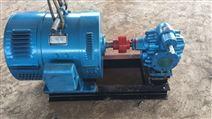 直流电机齿轮油泵