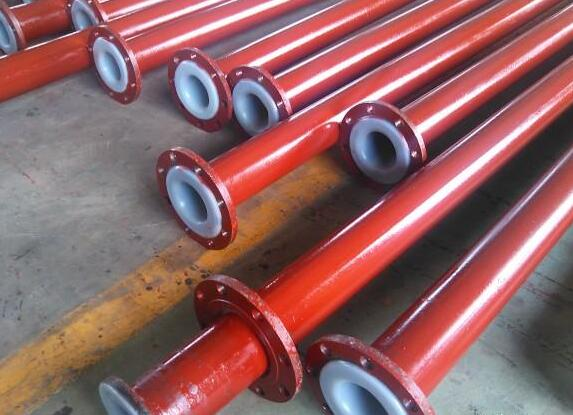 强酸性流体输送钢衬管