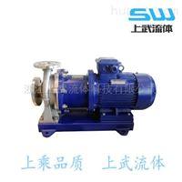 CQB-F型耐腐蚀全密封氟塑料磁力驱动泵