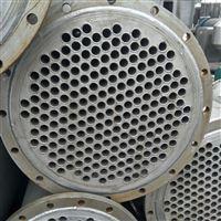 转让二手全不锈钢304材质冷凝器10-120平方