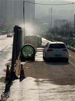 宁波市工地围挡喷淋系统质量好 上门安装