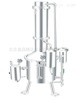 SHZ-32-400不锈钢塔式蒸汽重蒸馏水器
