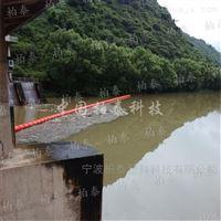 高水头水电站和低水头电站拦污排塑料浮筒
