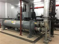 冷水机组噪声治理,冷水组减振处理