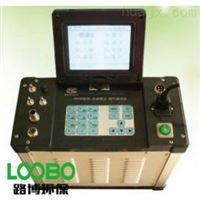 LB-70C型自动烟尘烟气测试仪的使用方法