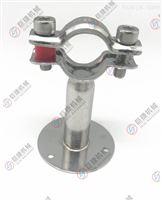 不锈钢管支架 201 304带盘管支夹