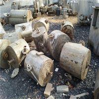 低价供应二手40平方不锈钢螺旋板式换热器
