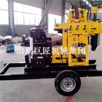 巨匠销售XYX-200轮式水井钻机