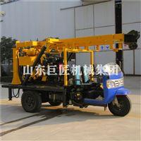 厂家直销XYC-200A三轮车载水井钻机